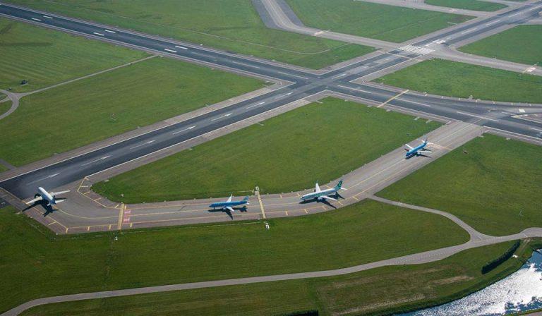 Intersectie N2/E6 richting de Aalsmeerbaan