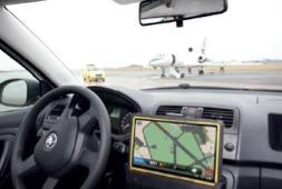 Navigatie- en surveillancesystemen in grondvoertuigen
